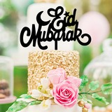 Eid al-Fitr Religious/Classic Acrylic Cake Topper (Sold in a single piece) (119178851)