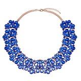 Fashional Alloy Glass Women's Fashion Necklace (137192646)