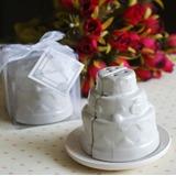 Tårta formad Keramik Salt & Pepparkar (Sats om 2 st) (051024912)