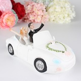 Bride en Bruidegom/Mr & Mrs Resin Taarttoppers (119200649)