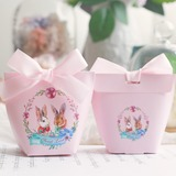 Sweet Love/Lovely Other Card Paper Favor Boxes With Ribbons (Set of 30) (050197408)