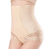 Women Sexy/Classic Polyester/Lace Breathability Panty Shapers Shapewear (125187819)