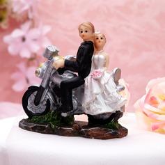 Veicoli Resina Matrimonio Decorazioni per torte (119032745)