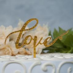 Amore è dolce Acrilico Decorazioni per torte (119157002)