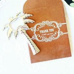 Non personalizzata Disegno della palma Metallo Apribottiglie (052150615)