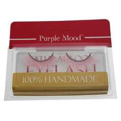 1 Pair Pretty Pink Shimmer Cannetille Style False Eyelashes CFE464 (046049688)