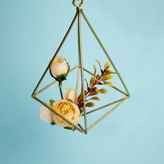 Elegant Metall Vasen (051143778)