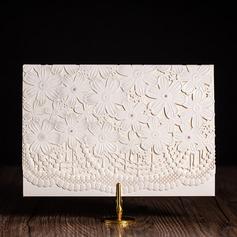 Stile artistico Fold Top Invitation Cards (Set di 50) (114078663)