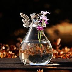 Engel entwurf Glas Vase (128035824)