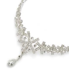 Elegant Legering Panna smycken (042017042)