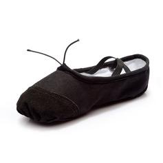 Per bambini Tela Balletto Scarpe da ballo (053053095)
