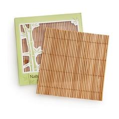 Bambus Tee Party Gast-Geschenke mit Bast (Satz 4) (051145140)