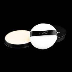 White Cotton Practical Powder Puff(046074901)