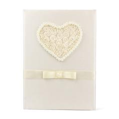 Flor/Corazón Libro de visitas (101165514)