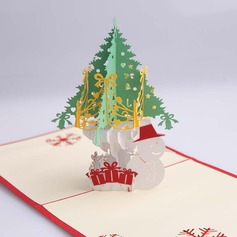 Three-dimensional Merry Christmas Greeting Cards (114059162)
