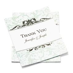Personalizado Estilo Formal Gracias las Tarjetas (Juego de 50) (114054959)