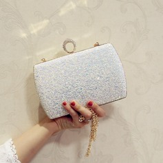 Paillette/Pailletes scintillantes/Tissu Abrasif Pochettes/Cartable/Emballage (012139083)