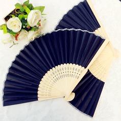 stile vintage/Stile classico/Semplice/Elegante Stile vintage Bambù Ventilatore della mano (Venduto in un singolo) (051163659)