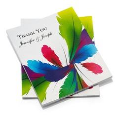 Personaliseret kunstneriske stil Takkekort (Sæt af 10) (114054958)