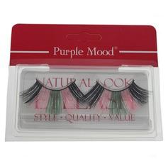 Cils en fibre 1 Paire Chatoiement cannetille style CFE452 Maquillage (046049671)