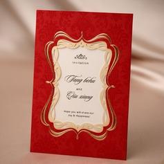 Personlig klassisk stil Wrap & Pocket Invitation Cards (Sats om 50) (114031405)