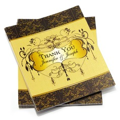 Personalized Artistic Style Thank You Cards (Set of 50) (114054968)