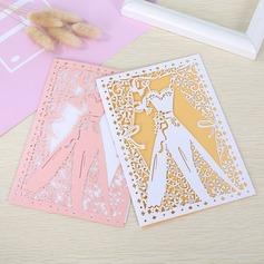 Fairytale tyyli/Perhonen tyyli Side Fold Kutsukortit (Sarja 50) (114205136)
