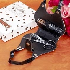 Leopardo Disegno Acciaio inossidabile Kit Manicure (051024590)