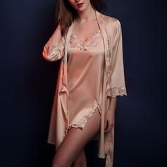 Lace/SilK Bridal/Feminine/Fashion Lingerie Set (041114998)