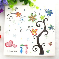 Tree Design Dinner Napkins (Set of 20) (011036229)