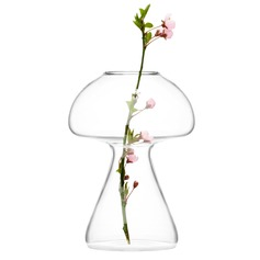Pilzform Glas Vase (128048468)