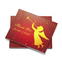 Personaliseret Fairytale Style Takkekort (Sæt af 50) (114054956)