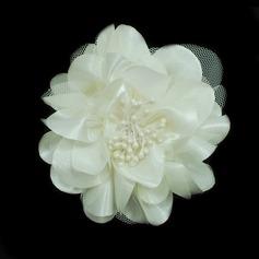 Classic Artificial Silk Hair Flowers (042050409)