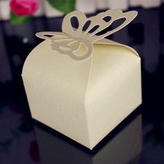 La Farfalla Bella Cubi Carta della carta Scatole di Favore (set di 12) (050146428)
