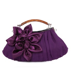 Elegant Satin/Seide Handtaschen/Wristlet Taschen/Oberer Griff (012025164)