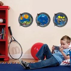 Moderna / contemporanea semplice PVC Home decor (Venduto in un unico pezzo) (203168040)