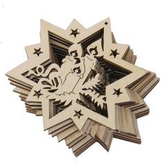 Kreative gaver Træ (Sæt af 10) Non-personaliseret Gaver (129149021)
