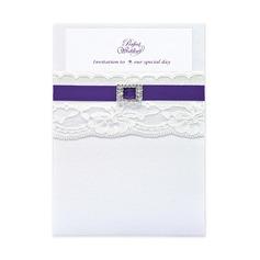 Classic Style Wrap & Pocket Invitation Cards (Sæt af 10) (118040276)
