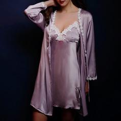 SilK Bridal/Feminine Lingerie Set (041115003)