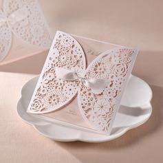 Personalizzato Stile artistico Wrap & Pocket Invitation Cards con Archi (Set di 20) (114055015)