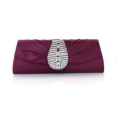 Charming Silk Clutches (012016240)