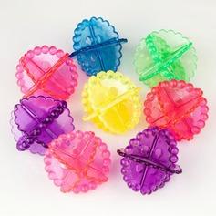 Plastic Vaskebold Tørretumbler Bold Holder Tøjvask Blød Frisk Vaskemaskine Tørretumbler (Sæt af 5) Gaver (129140537)