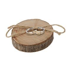 Ring-Kasten in Holz (Satz von 5) (103103584)