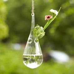Einfache Hängen Glas Vase (128039215)