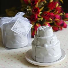Torta forma Di ceramica Sale & del Pepe Scuotipaglia (Set di 2 pezzi) (051024912)