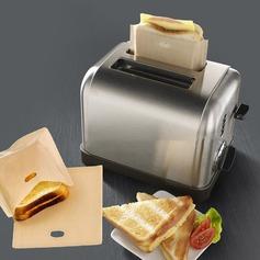Moderno Clássico Non Stick Reuseable Toaster Bags para Sandwich e Grelhar (Conjunto de 6) Não Personalizado Presentes (129140468)