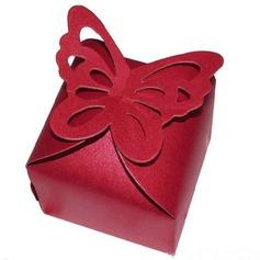 La Farfalla Bella Cubi Carta della carta Scatole di Favore (set di 12) (050146426)