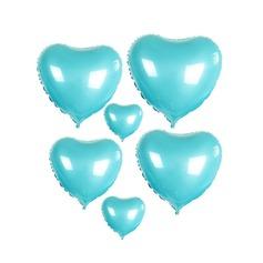 Aluminiumsfolie Ballon (sæt af 10) (131147246)