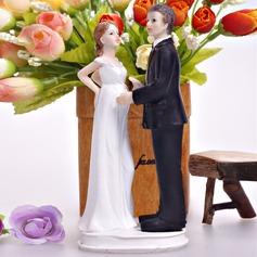 Baby auf dem Weg Harz Hochzeit Torten-Dekoration (122036163)