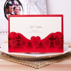 Classic tyyli Wrap & Pocket Invitation Cards (Sarja 50) (114031408)